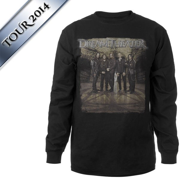 Dream Theater Photo Long Sleeve Tee