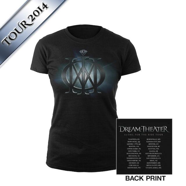 Dream Theater Women's World Tour Program Tee