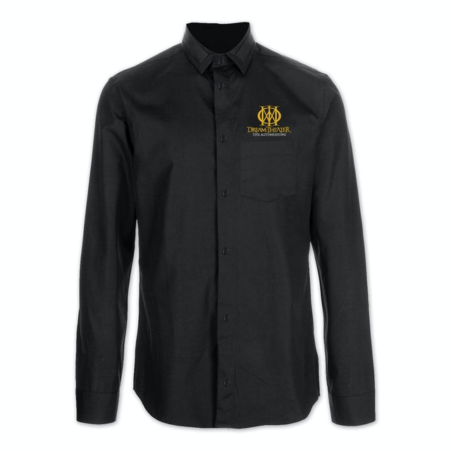 Dream Theater The Astonishing Long-Sleeved Embroidered Button Down
