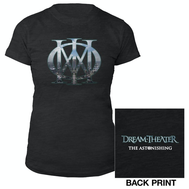 Dream Theater Women's Majesty Burnout Tee