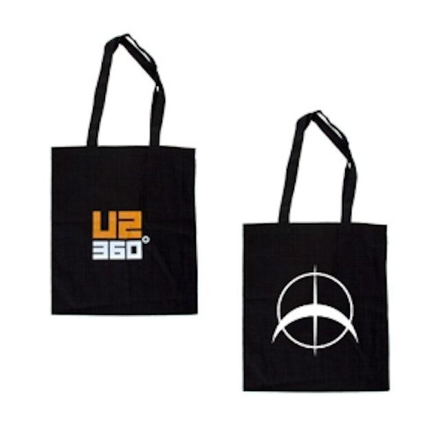 U2com Tour Logo Tote Bag
