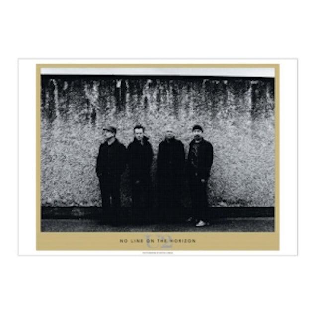 U2 No Line on the Horizon Lithograph Series, The Liberties, Dublin