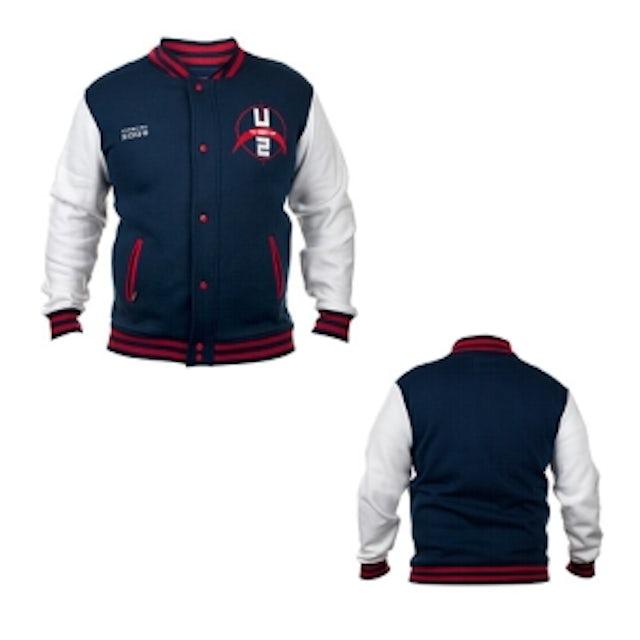 U2 Limited Edition Foxborough Event Fleece Jacket