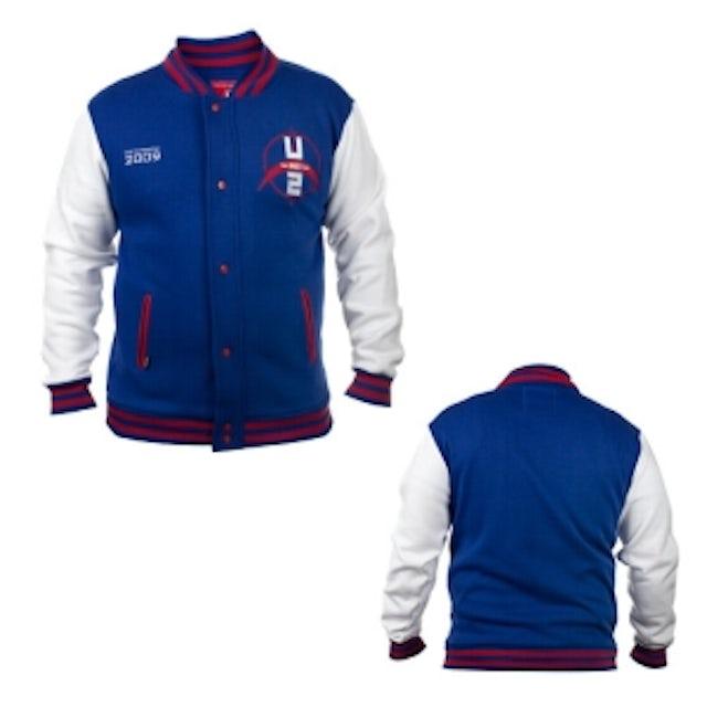 U2 Limited Edition East Rutherford Giants Event Fleece Jacket