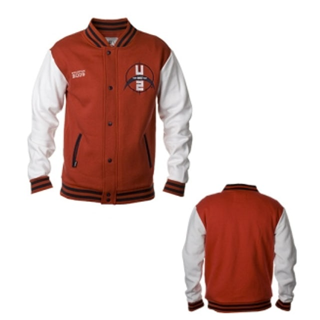 U2 Limited Edition Houston Event Fleece Jacket