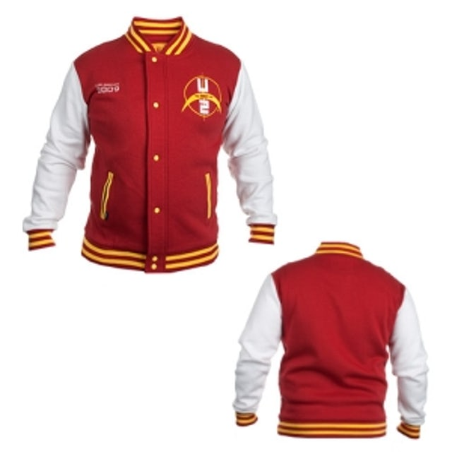 U2 Limited Edition Los Angeles USC Event Fleece Jacket