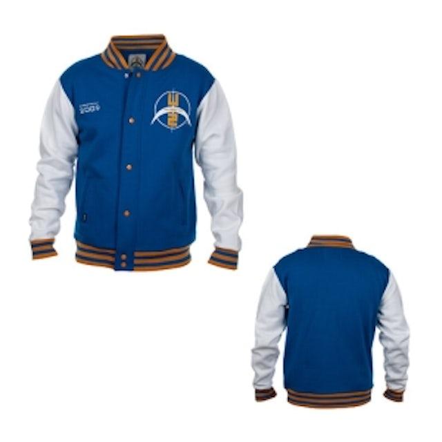 U2 Limited Edition Charlottesville Event Fleece Jacket