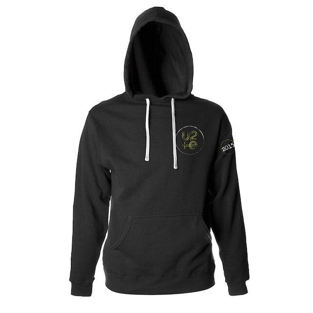 U2 Innocence + Experience Tour Pull-Over Hooded Sweatshirt