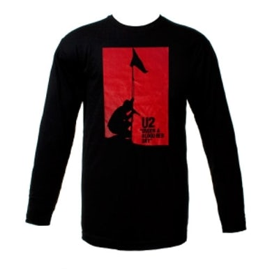 U2 Under a Blood Red Sky, Long Sleeve