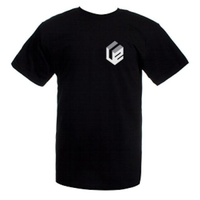 U2 'No Line On The Horizon' Logo T-Shirt