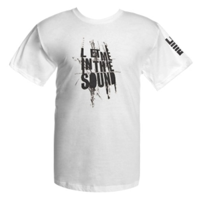 U2 'Let Me In The Sound' Babydoll Shirt