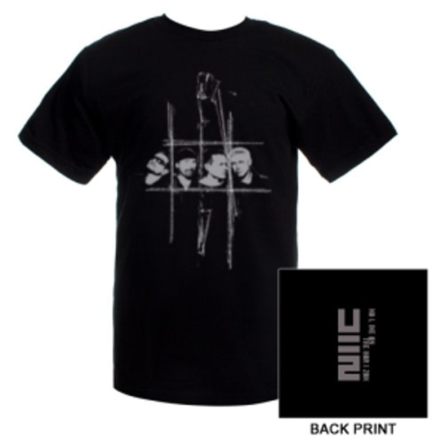 U2 'No Line On The Horizon' Band T-Shirt