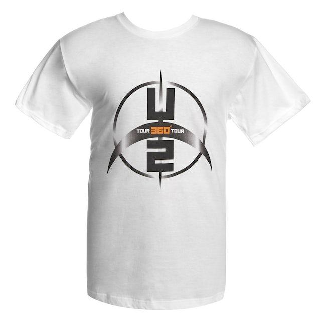 U2 360 tour logo(white)