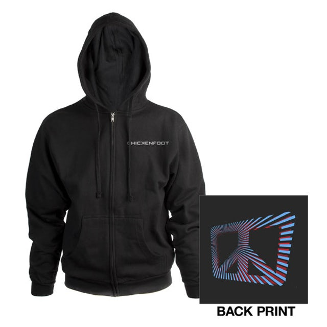 Exclusive - Chickenfoot Zip Hoodie