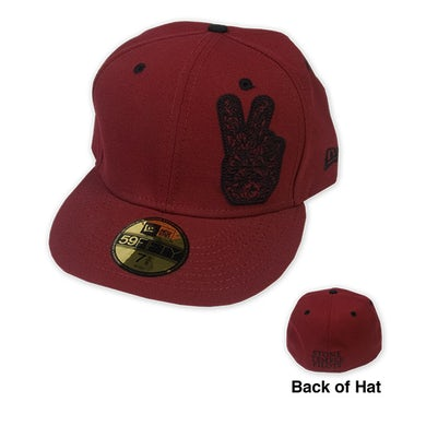 Stone Temple Pilots STP New Era 59Fifty Fitted Hat