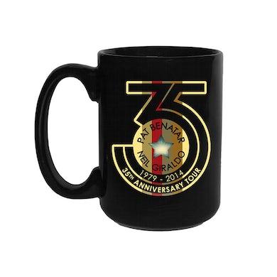 Pat Benatar 35th Anniverary Tour Mug