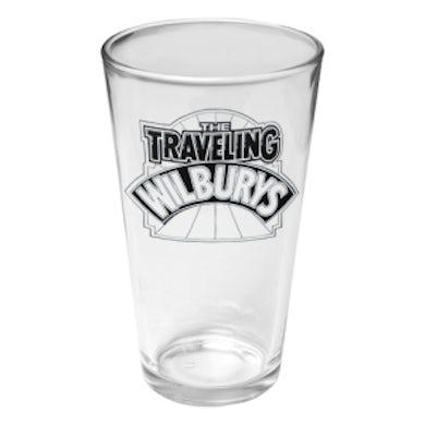 Traveling Wilburys Logo Pint Glass