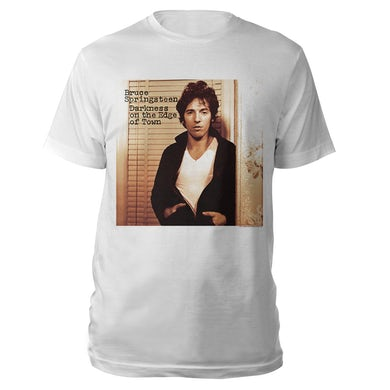 Bruce Springsteen Darkness On The Edge Of Town Tee