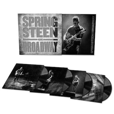 Bruce Springsteen Springsteen on Broadway LP (Vinyl)