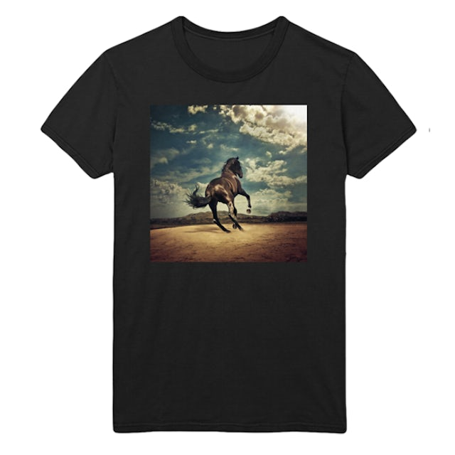 Bruce Springsteen Western Stars Album Cover Tee