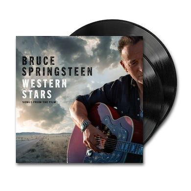 Bruce Springsteen Western Stars Songs From The Film 2LP (Vinyl)