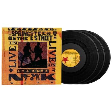 Bruce Springsteen Live in New York City 3LP (Vinyl)