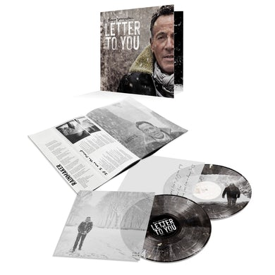 Bruce Springsteen Letter To You Exclusive Colored Vinyl