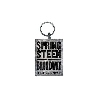 Bruce Springsteen Broadway 2021 Keychain