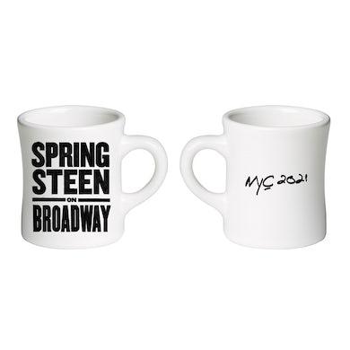 Bruce Springsteen Broadway 2021 Mug