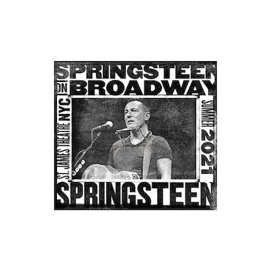 Bruce Springsteen Broadway 2021 Magnet