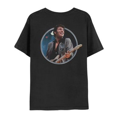 Bruce Springsteen Springsteen and E Street Band Black Tee