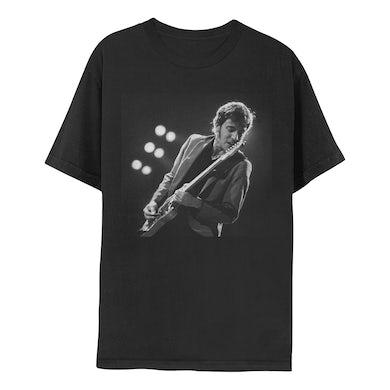 Bruce Springsteen Jammin No Nukes Black Tee