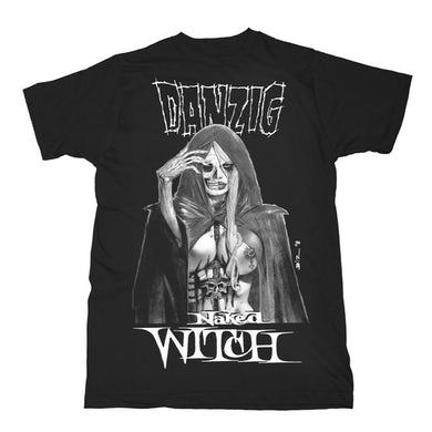 Danzig Tee - Naked Witch