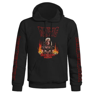 Danzig Pull Over Hoodie