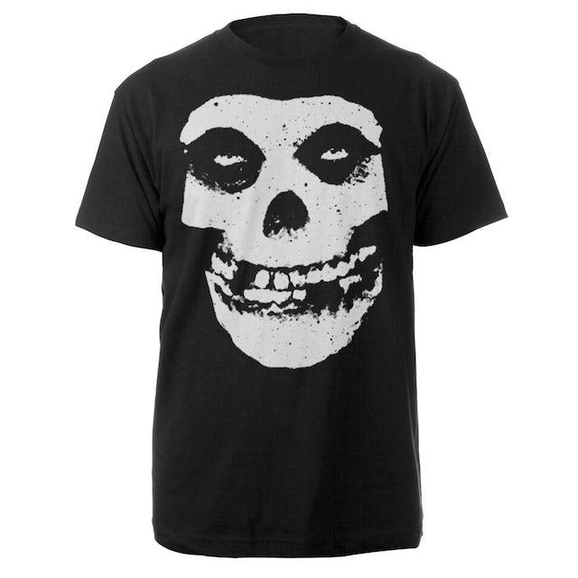 The Misfits Large Skull Logo Tee