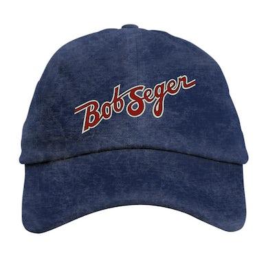 Bob Seger Classic Logo Hat