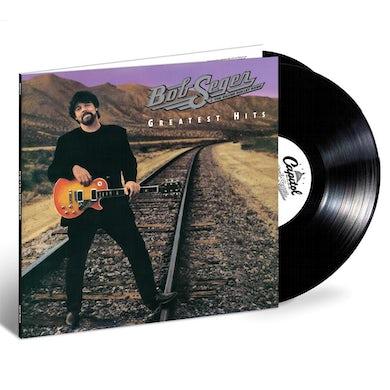 Bob Seger Greatest Hits Black 2 LP Vinyl 180 gram
