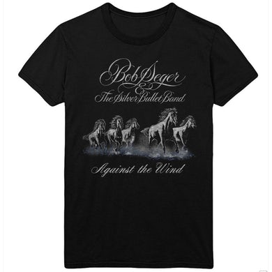 Bob Seger Against the Wind Classic Tee