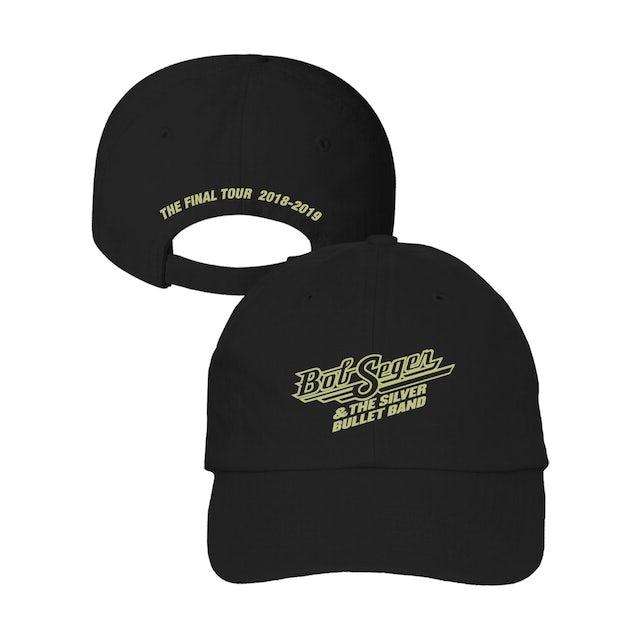 Bob Seger Classic Logo Final Tour 2018-2019 Hat