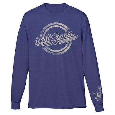 Bob Seger & The Silver Bullet Band Logo Long Sleeve