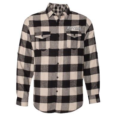 Bob Seger Rock & Roll Never Forgets Flannel Shirt
