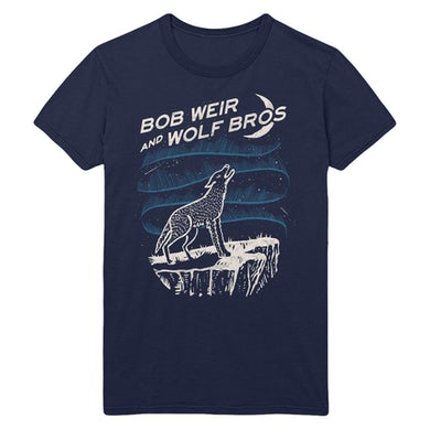 Bob Weir & Wolf Brothers Spring Tour 2020 Tee