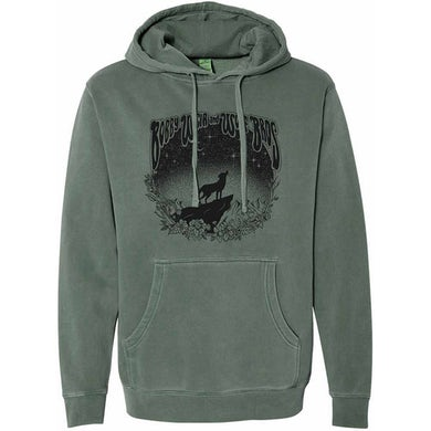 Bob Weir Bobby Weir and Wolf Bros Pullover Hoodie