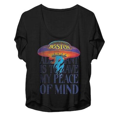 Boston Peace of Mind Dolman Tee