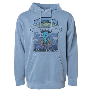Boston Premiere Tour '77 Pullover Hooded Sweatshirt