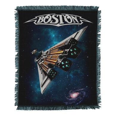 Boston Classic Artwork Blanket