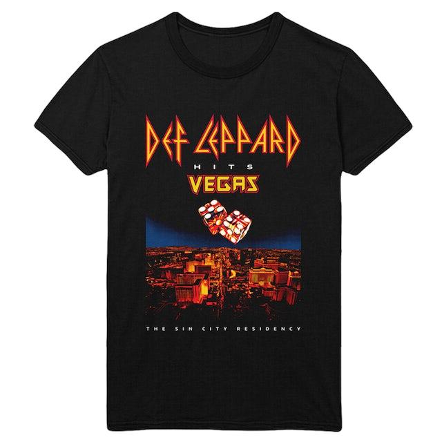 Def Leppard Vegas 2019