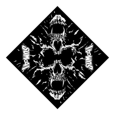 Sum 41   Skull Face Bandana