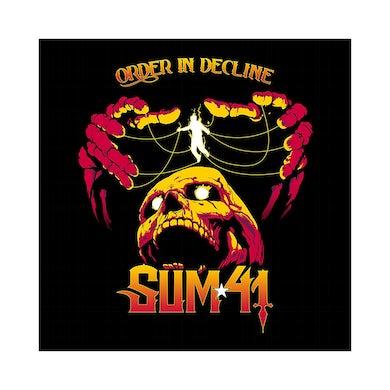 Sum 41   Sum41 Order in Decline LP (Vinyl)