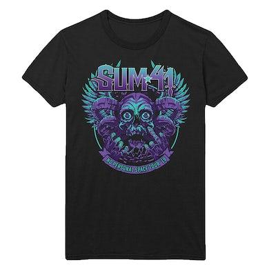 Sum 41   S41 Remix Tour 19 Itin Tee